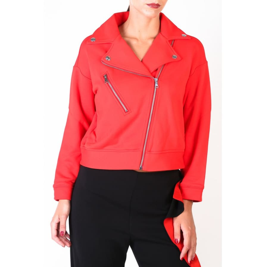 Pinko - 1G1297-6235 - red / S - Clothing Jackets