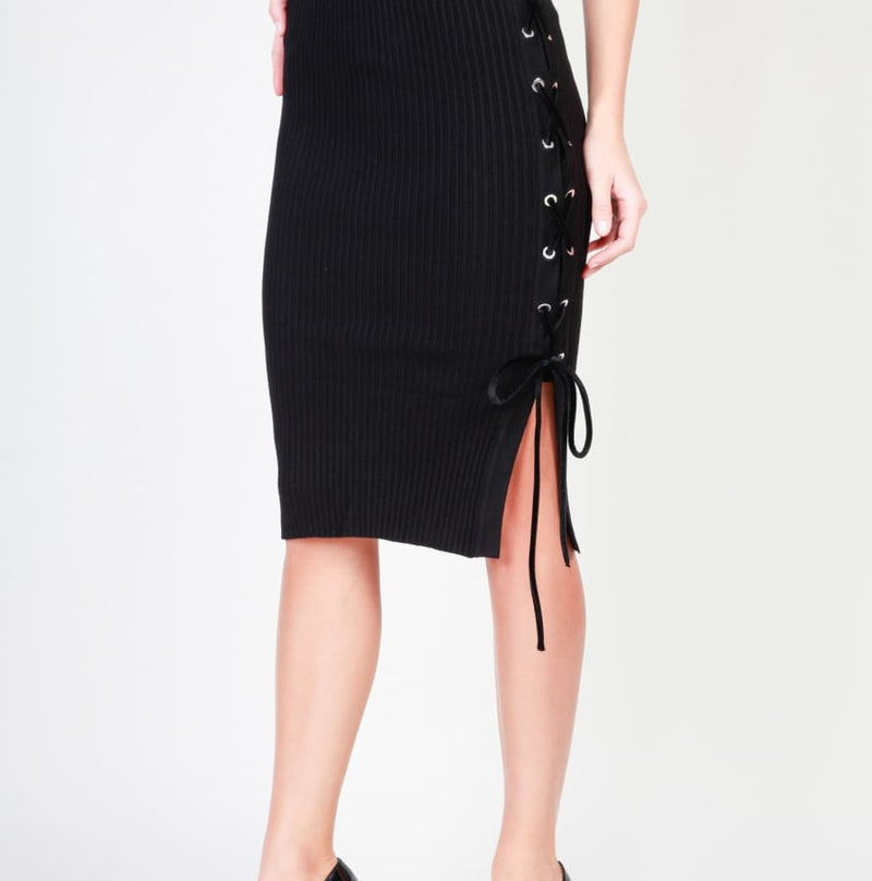 Pinko - 1G12N6-Y3LL - black / XS - Clothing Skirts