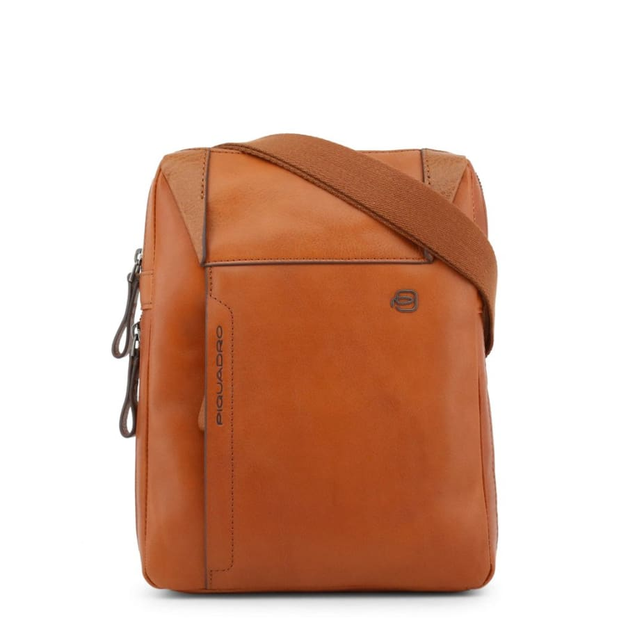 Piquadro - CA4306S94 - brown / NOSIZE - Bags Crossbody Bags