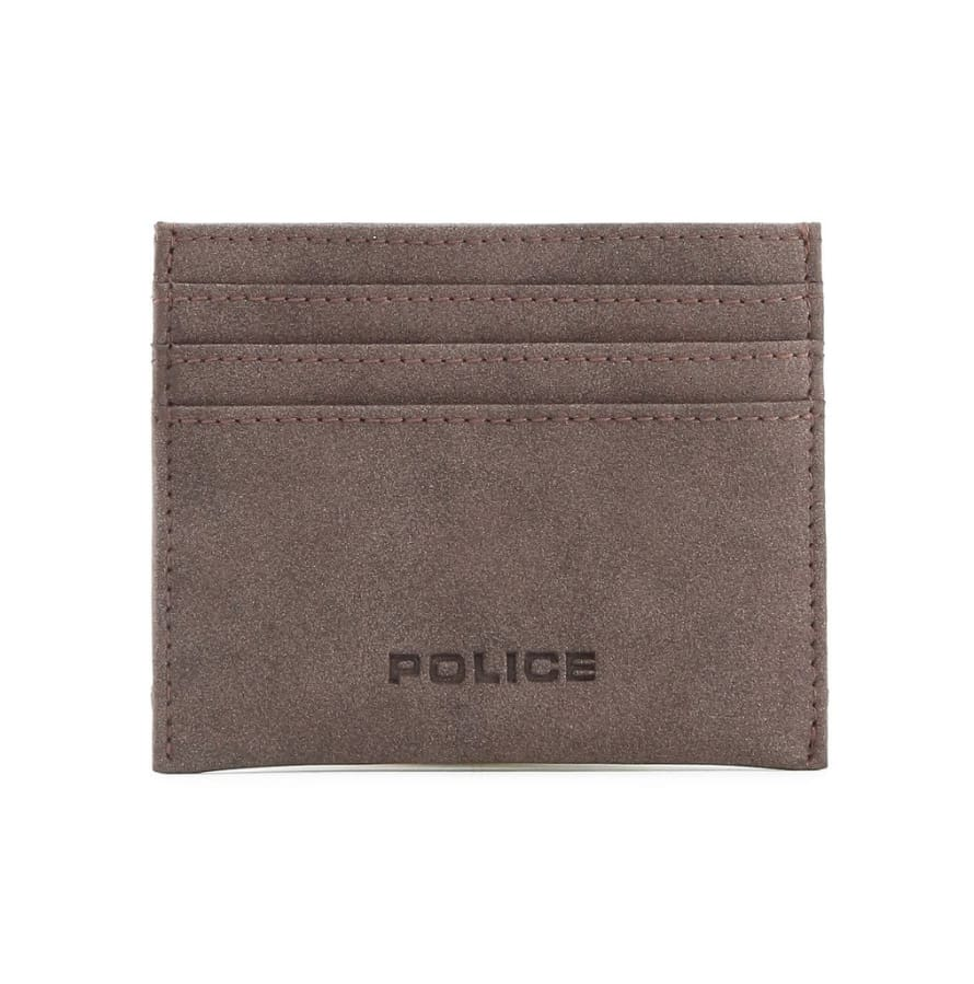 Police - PT188257 - brown / NOSIZE - Accessories Wallets