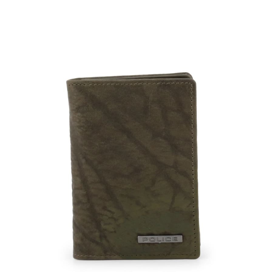 Police - PT488387 - green / NOSIZE - Accessories Wallets