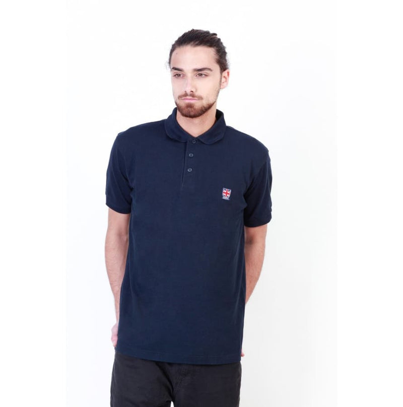 Putney Bridge - PBMPT026 - blue / S - Clothing Polo