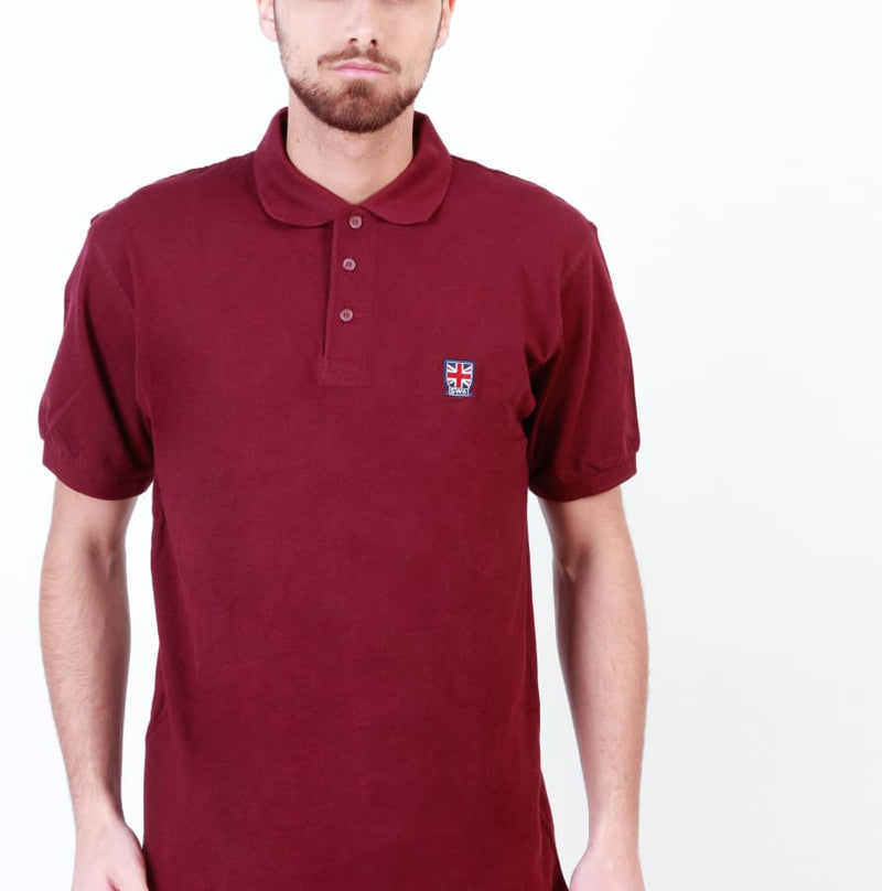 Putney Bridge - PBMPT026 - red / S - Clothing Polo