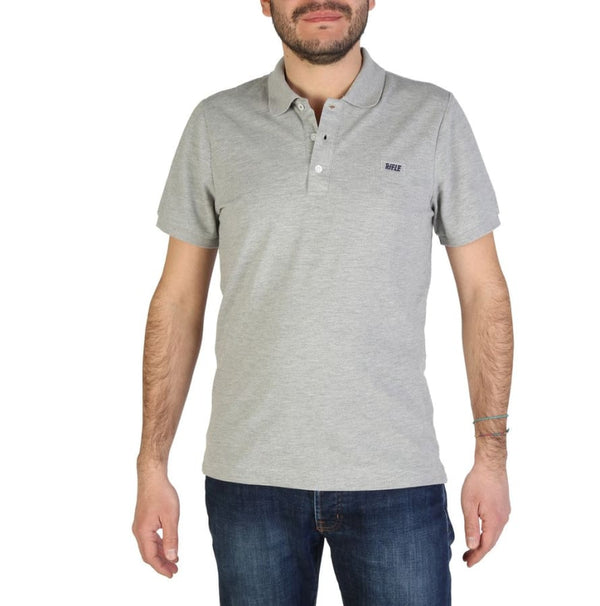 Rifle - L678D_RN8M4 - grey / S - Clothing Polo