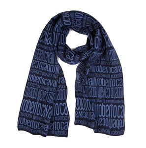 Roberto Cavalli - E769 - blue / NOSIZE - Accessories Scarves