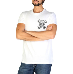 Rum Knuckles - DNMTS024 - white / S - Clothing T-shirts