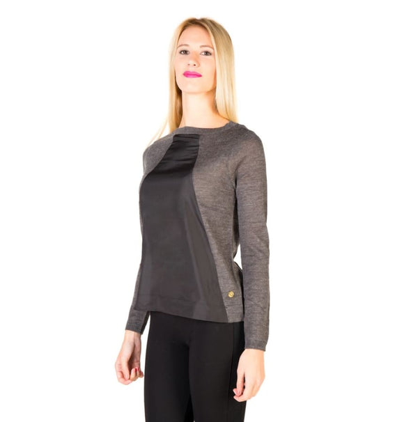 Silvian Heach - PGA16618MA - grey / XXS - Clothing Sweaters