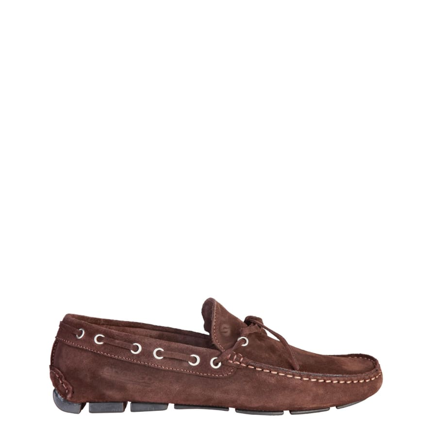 Sparco - MAGNY-COURS-GP - brown / 40 - Shoes Moccasins