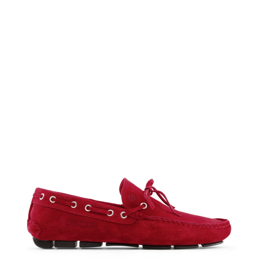 Sparco - MAGNY-COURS-GP - red / 41 - Shoes Moccasins