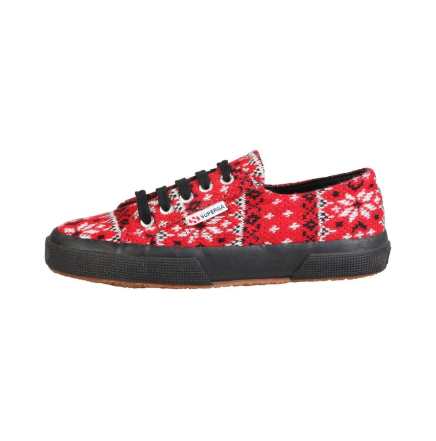 Superga - S006QS0_2750 - red / 35 - Shoes Sneakers