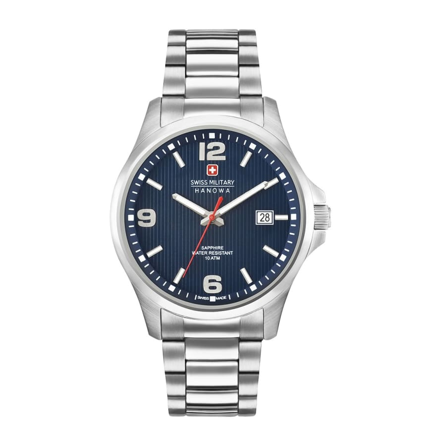 Swiss Military - OBSERVER_06-5277_04 - grey-1 / NOSIZE - Accessories Watches