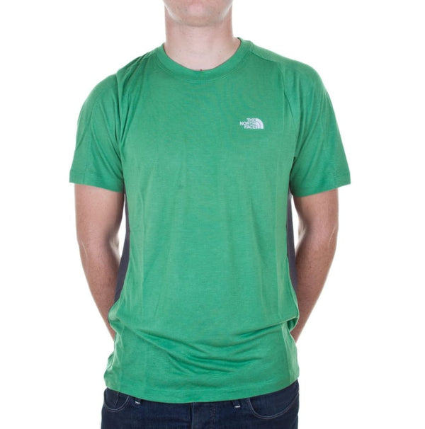 The North Face - Pantoll_tee - green / M - Clothing T-shirts
