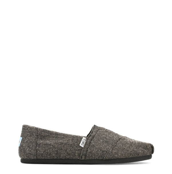 TOMS - TWEED-SHEARLING_10010837 - grey / 8 - Shoes Slip-on