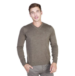 Trussardi - 32M33INT - brown / L - Clothing Sweaters