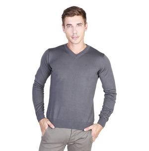 Trussardi - 32M33INT - grey / M - Clothing Sweaters