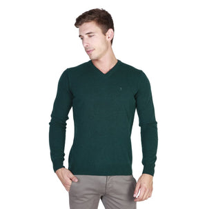 Trussardi - 32M37INT - green / M - Clothing Sweaters