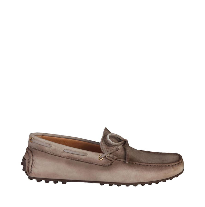 Trussardi - 77S562 - brown-1 / 43 - Shoes Moccasins