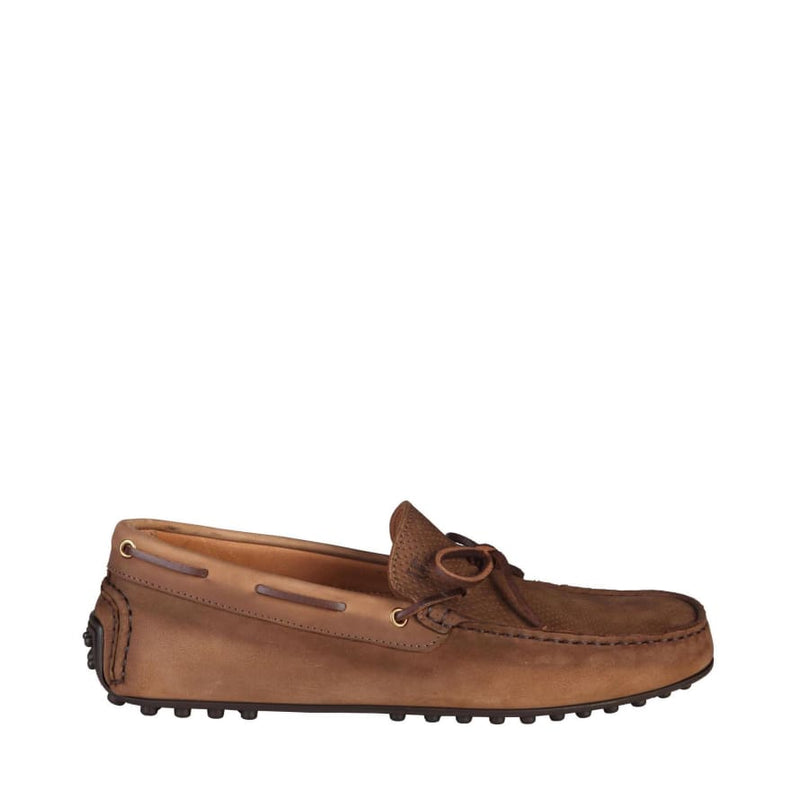 Trussardi - 77S562 - brown / 41 - Shoes Moccasins