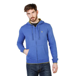 U.S. Polo - 42275_49333 - blue / S - Clothing Sweatshirts