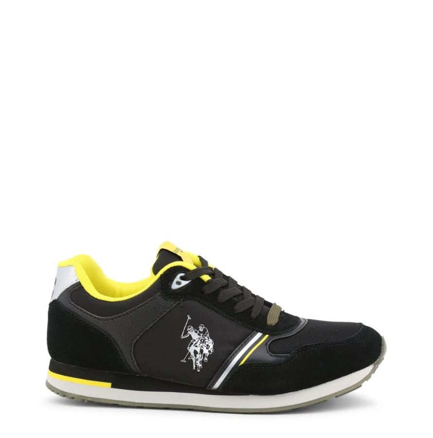 U.S. Polo - FLASH4132W8 - black / 40 - Shoes Sneakers