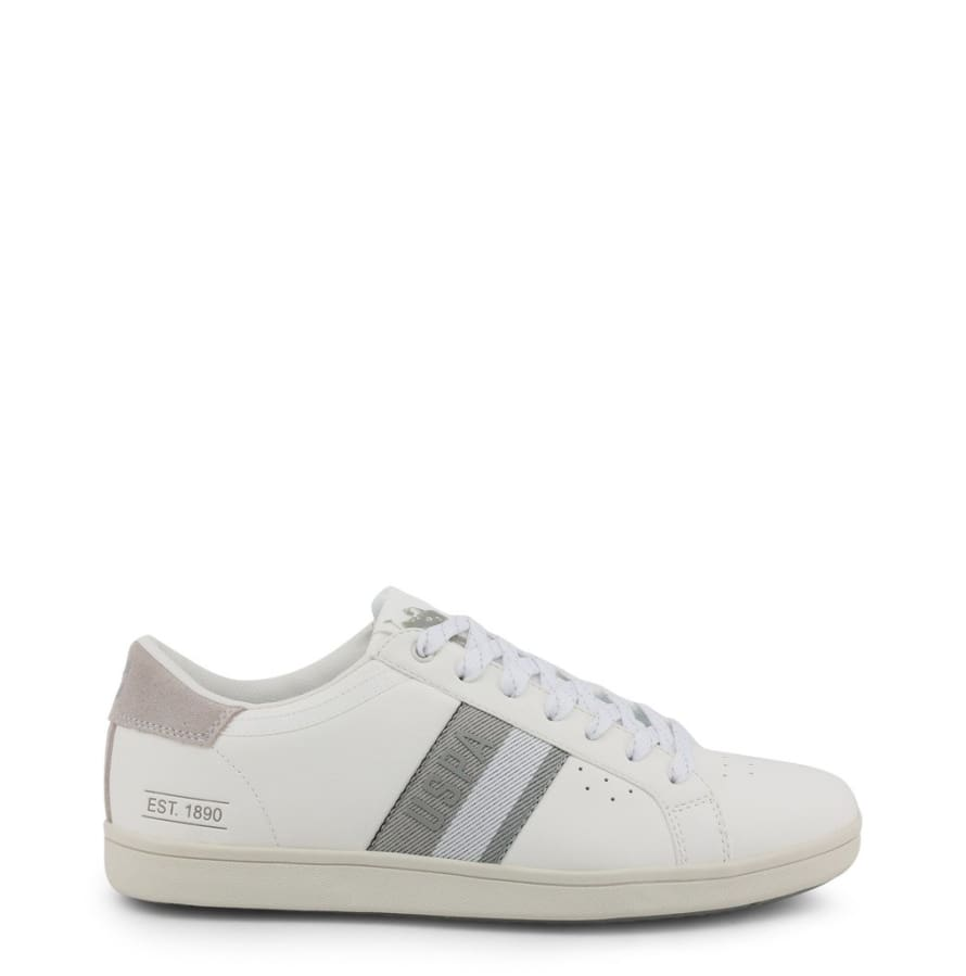 U.S. Polo - JARED4052S9_L1 - white / 40 - Shoes Sneakers