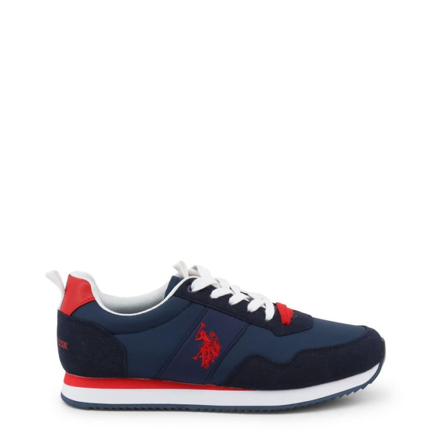 U.S. Polo - NOBIL4196S9_TH1 - blue / 41 - Shoes Sneakers