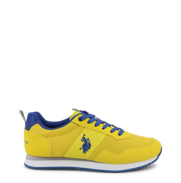 U.S. Polo - NOBIL4215S8_HN3 - yellow / 40 - Shoes Sneakers
