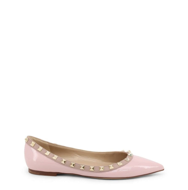 Valentino - LW1S0403VNW - pink / 39.5 - Shoes Ballet flats