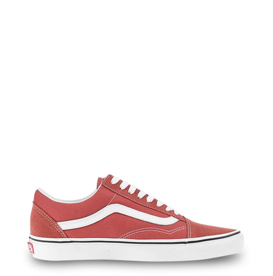 Vans - OLD-SKOOL - orange / 4.5 - Shoes Sneakers