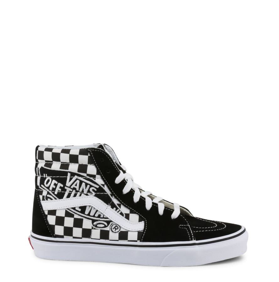 Vans - SK8-HI_VN0A38 - black / 8.5 - Shoes Sneakers