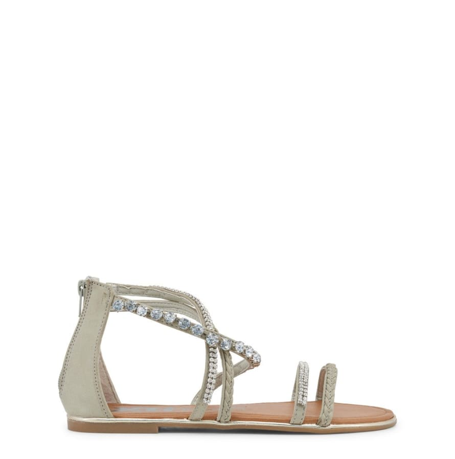 Xti - 046800 - grey / 36 - Shoes Sandals