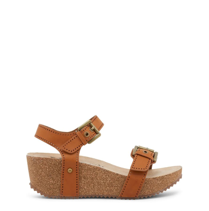Xti - 046848 - brown / 38 - Shoes Wedges