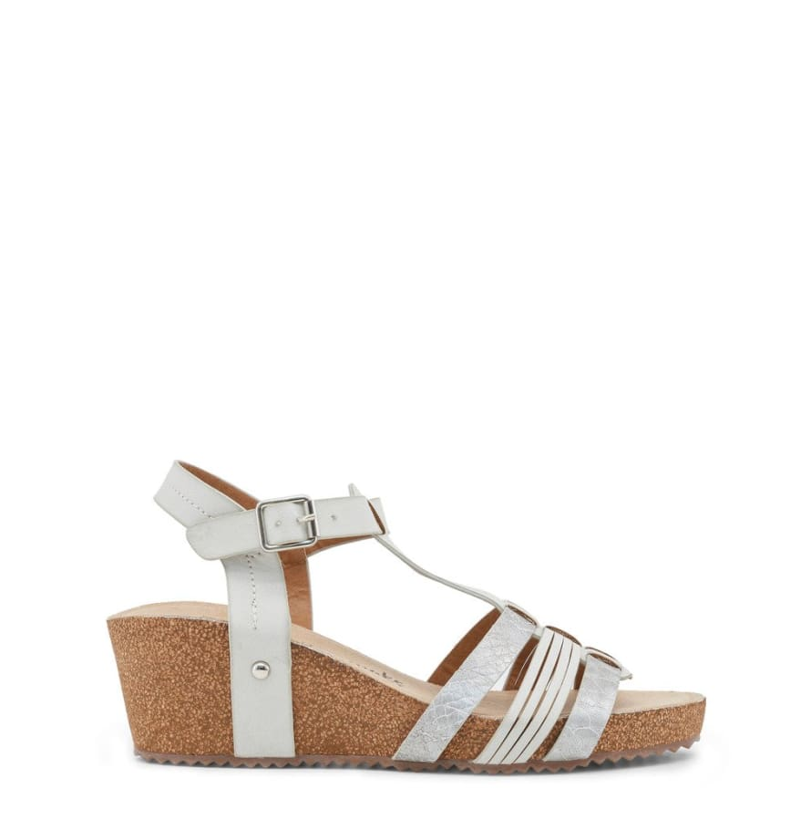 Xti - 046860 - grey / 35 - Shoes Wedges