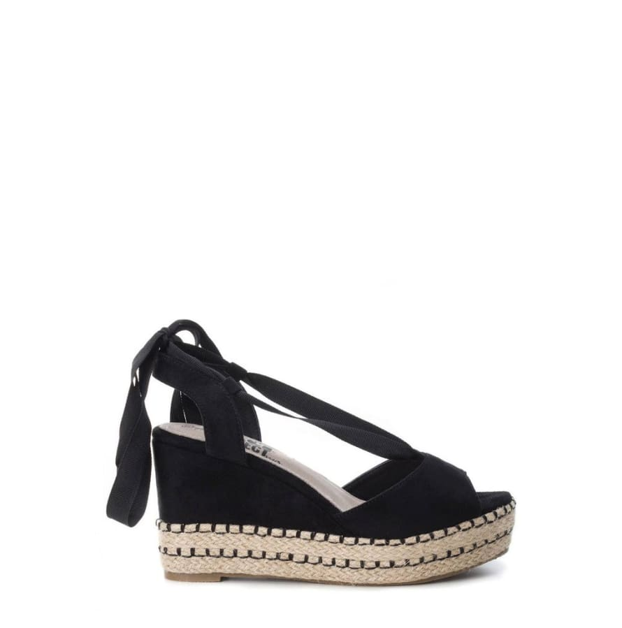 Xti - 47609 - black / 35 - Shoes Wedges