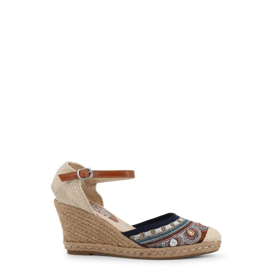 Xti - 64248 - brown / 36 - Shoes Wedges