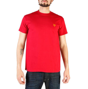 Zoo York - RYMTS066 - red / S - Clothing T-shirts