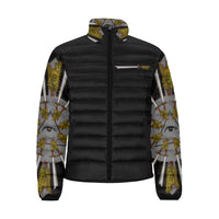 Araw Stand Collar Padded Jacket