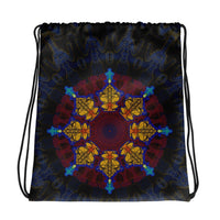 Elixir  Mandala String Bag