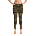 Golden Tatsulok Leggings