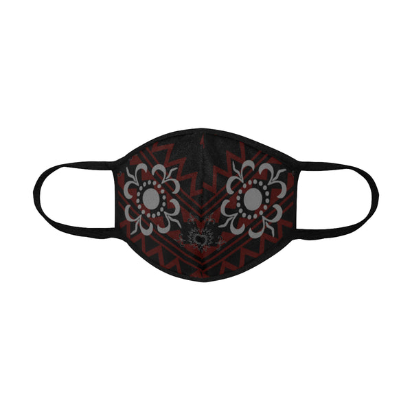 Visayan flower 3D Mouth Mask