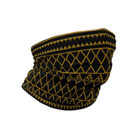 Golden Tatsulok Neck Gaiter