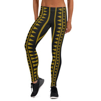 Golden Pintados Leggings