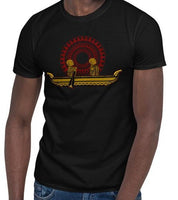 """Banka ng Diwa"" Boat of the Spirit Short-Sleeve Unisex T-Shirt"