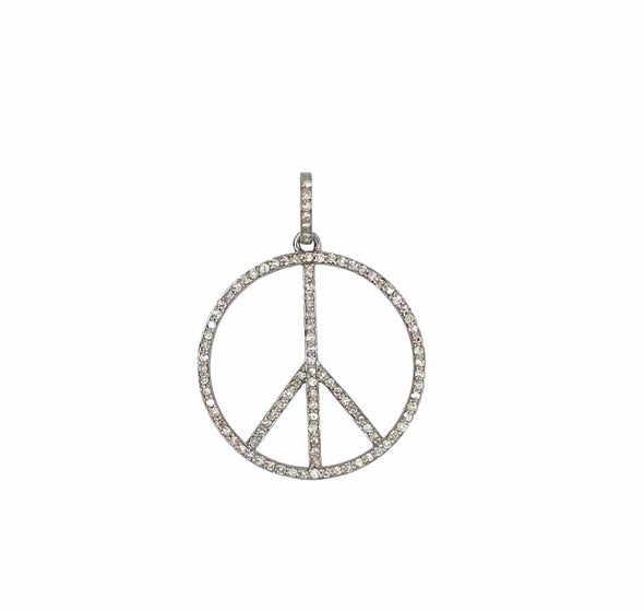 Medium Peace Pendant