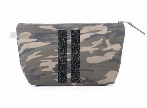 Double Stripe Clutch