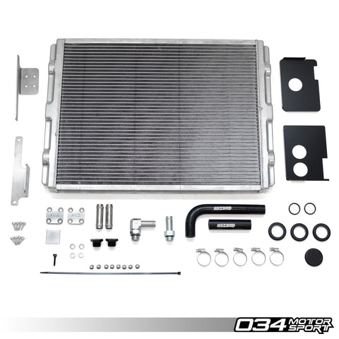 034 Supercharger Heat Exchanger Upgrade Kit