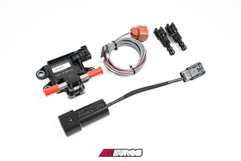 Flex-Fuel Sensor with Bluetooth Analyzer and Sensor Fittings