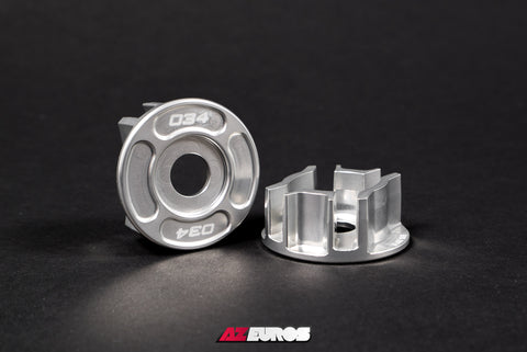 034 Billet Aluminum Rear Diff Carrier Insert Kit