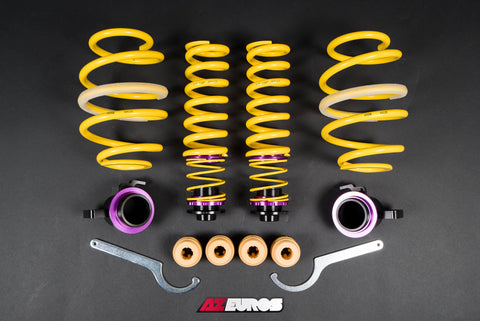 KW Suspensions Height Adjustable Spring Kit