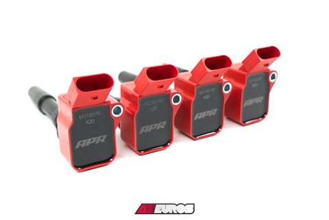 APR Red Ignition Coils